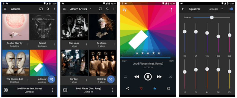 8 Best Free Audio or Music Player Apps for Android (for