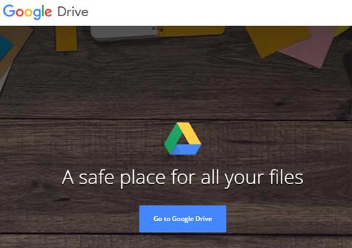 google-drive-home