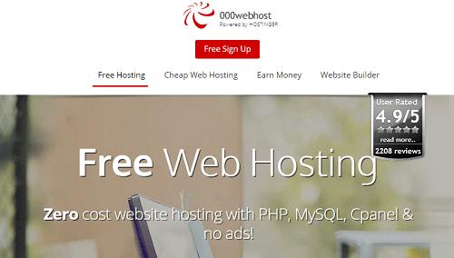 free web hosting service-7