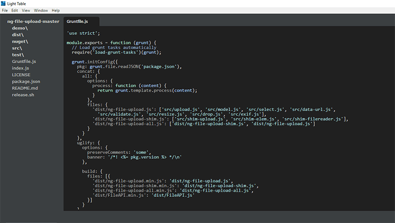 light-table-editor-windows