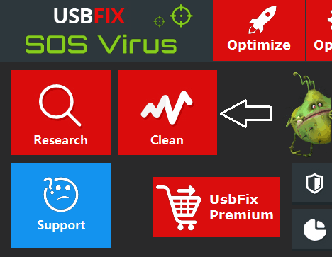 How To Remove Modern Shortcut Virus in 30 Seconds or Less