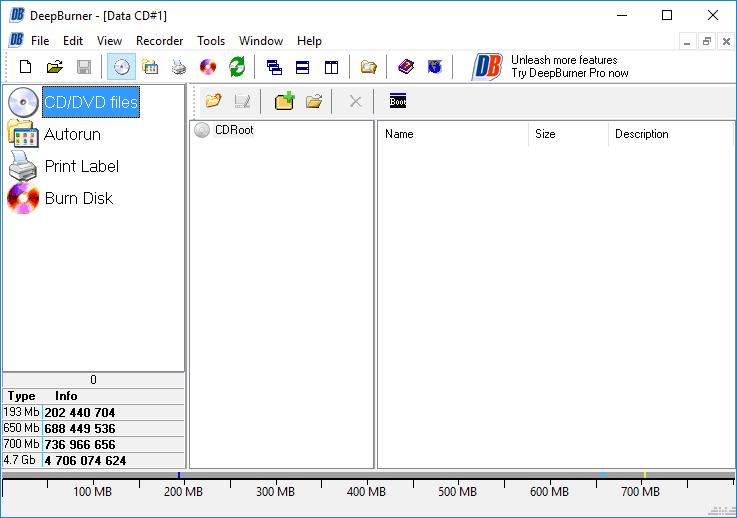 Best freeware DVD/CD burning software for Windows 7 bit - TechSpot Forums