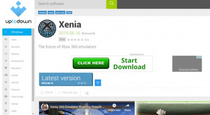 xbox Xenia Emulator
