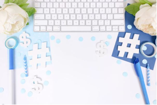 popular and trending hashtags